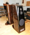 Newest model TD-10 with Diamond DMD midrange drivers and tweeters